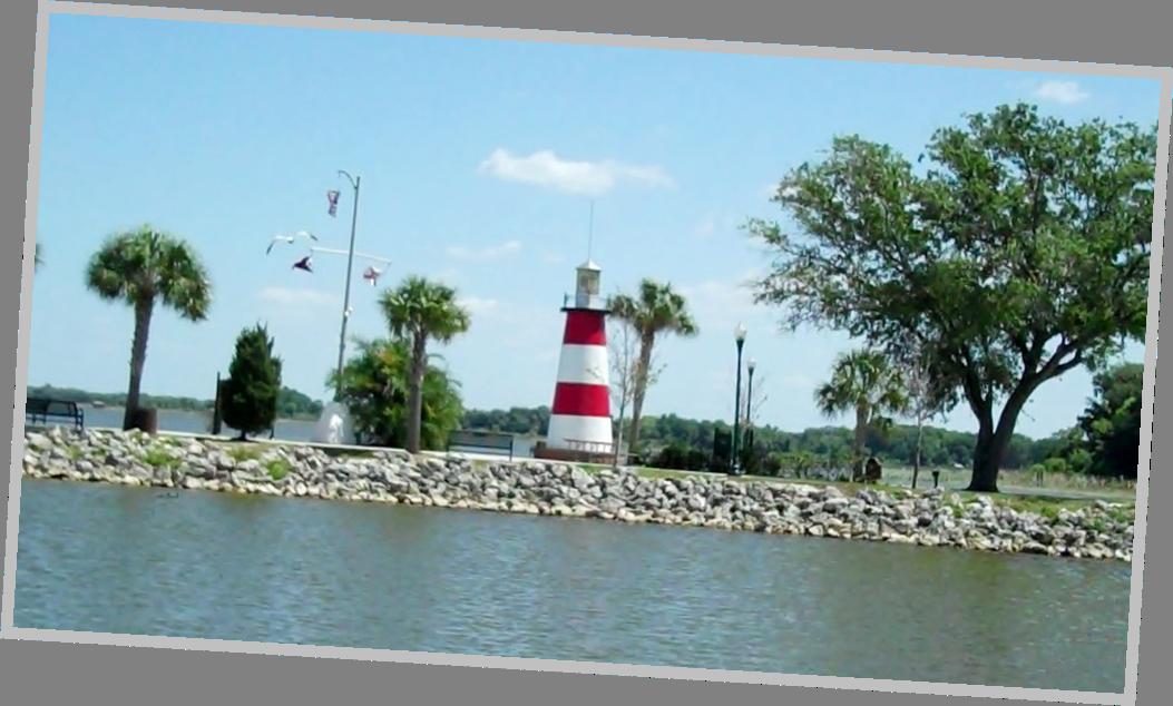 Gilbert Park lighthouse