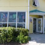 Gift shop at Fort Pierce