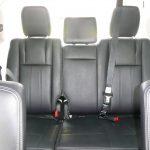 Adult Seats in Rear